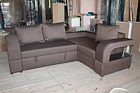 """Кутовий диван """"Шервуд"""" 2 бум (Палермо) Габарити: 2,55 х 1,87 Спальне місце: 1,90 х 1,40, фото 1"""