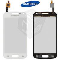 Touchscreen (сенсорный экран) для Samsung Galaxy Ace 2 i8160, белый, оригинал