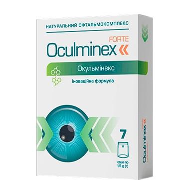 Oculminex (Окулминекс) для зору купити на офіційному сайті в Києві та Україні