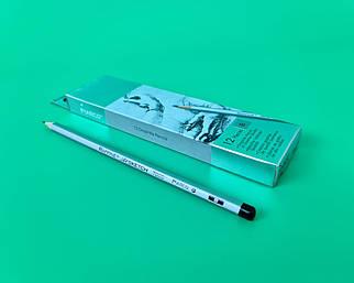 Олівець простий набір 12шт тм. Марко №7000-B raffine (1 шт)