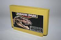 Картридж для Dendy Jurassic Park (Парк юрского периода)