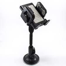 Автомобильний держатель  для смартфонов FLY 2123-D BlackК