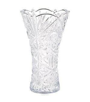 "Ваза стеклянная BOHEMIA ""Vega-Nova"" 4739 (20 см) -89001/99003/205"
