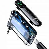 Автомобильный  FM-трансмиттер модулятор Baseus Qiyin Car Bluetooth, фото 4