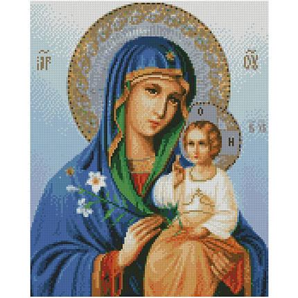 Зачаровує погляд 40x50 див. Ікона Матері Божої Strateg, фото 2