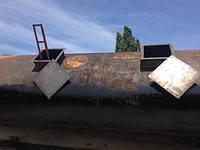 Поставка железнодорожных цистерн с внутренними перегородками , устройство технологии ( обвязка резервуара), ус