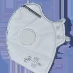 Респиратор FFP2 c клапаном (М-110) - Спецодежда, спецобувь от производителя ООО «КОМПАНИЯ ТЕКС-3000» в Киеве
