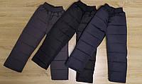 Зимові дитячі штани штани, фото 1
