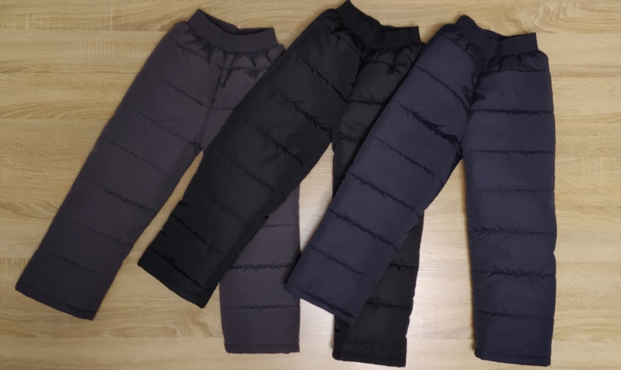 Зимові дитячі штани штани