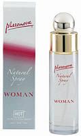 Духи женские с феромонами Hot Natural Spray  - 45 мл
