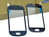 Touchscreen (сенсорный экран) для Samsung Galaxy Fame S6812  Dual Sim, черный, оригинальный