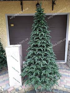 Литая елка Канадская 2.30 м. зеленая  // Лита ялинка / Ёлка искусственная / Ель / Эль пластиковая