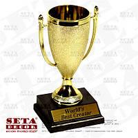 Кубок сувенирный Worlds Best Creator
