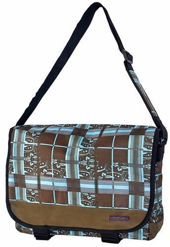Стильная молодежная сумка Daniel Ray полиэстер 43,554957 хаки