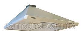 Вытяжка кухонная ПРОФИТ Фортуна турбо 60см белый антик