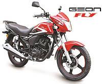 Мотоцикл GEON Fly (CG 150) , мотоциклы дорожные 150см3, фото 1