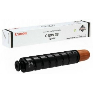 C-EXV33 TONER Black Canon ir 2520