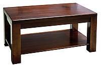 Стол журнальный деревянный  Спарта