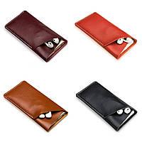 "Samsung G928 EDGE+ PLUS Оригинальный чехол кисет карман кошелек телефона ""CROW COVER"""