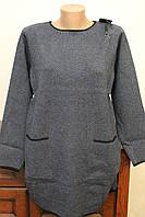 Туніка жіноча з кишенями, фото 1
