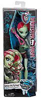 Кукла Монстер Хай Венера Макфлайтрап, серия Фантастический фитнес Monster High Venus McFlytrap Fangtastic Fitn