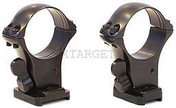 5252-30003 Быстросъемный кронштейн на раздельных основаниях Browning Bar II / Benelli Argo, кольца 30 мм