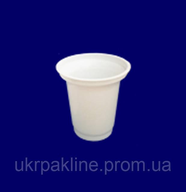 Стакан одноразовый пластиковый арт.75077
