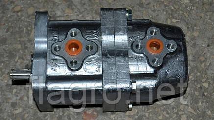 Насос шестеренный НШ-10-10, 6-ти шлицевой, фото 2