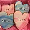Валентинки - пряники на День Святого Валентина, фото 2