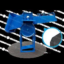 Подрібнювач гілок з приводом від електродвигуна (двостороння заточка) (ДР9)