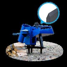 Подрібнювач гілок з приводом від трактора (двостороння заточка) (ДР10)