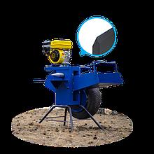 Подрібнювач гілок під бензиновий двигун (двостороння заточка) (ДР11)
