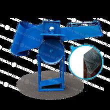 Подрібнювач гілок з приводом від електродвигуна (одностороння заточка) (ДР15)