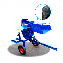 Подрібнювач гілок з приводом від мототрактора (одностороння заточка) (ДР18)