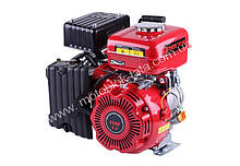 Двигатель 156F — бензин (под шпонку Ø15mm) (4.5 л.с.) TATA