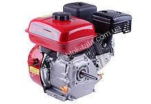 Двигун 170F — бензин (під конус) (7 к. с.) TATA