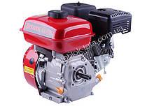 Двигун 170F — бензин (під шліци Ø20mm) (7 к. с.) TATA