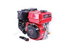Двигатель 170F — бензин (под шлицы Ø25mm) (7 л.с.)