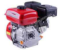 Двигун 170F — бензин (під шліци Ø25mm) (7 к. с.) TATA