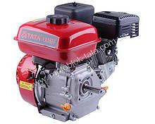 Двигун 170F — бензин (під шпонку Ø19mm) (7 к. с.) TATA