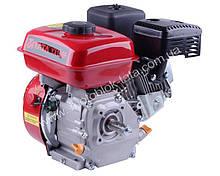 Двигун 170F — бензин (під шпонку Ø20mm) (7 к. с.) TATA