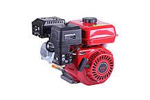 Двигун 170F — бензин (зі знижувальним редуктором 1/2) (7 к. с.) TATA