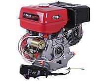Двигун 177FE — бензин (під шліци Ø25mm) (9 к. с.) з електростартером