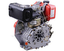 Двигун 178F — дизель (під шліци Ø25 мм) (6 к. с.)