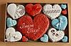 Валентинки - пряники на День Святого Валентина, фото 7