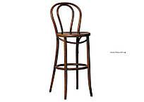 Барный венский стул хокер-1, массив бука, разные цвета