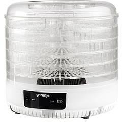 Сушка для овочів та фруктів Gorenje FDK 500 GCW (FDK500GCW)