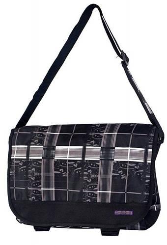 Привлекательная молодежная сумка Daniel Ray полиэстер 43,554999 черная