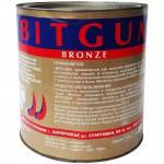 Мастика бронза BITGUM 0,9кг