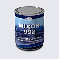 Грунт грунтовка коричневая антикоррозийная Mixon 992 1,1кг MIXON 10990p